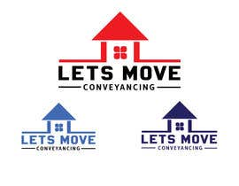 SKHUZAIFA tarafından Create brand and digital assets for 'Lets Move Conveyancing' için no 184