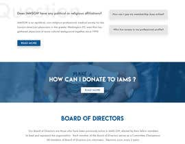 #14 for UI designer for creating the design theme and templates for a Website af SwiftTech3