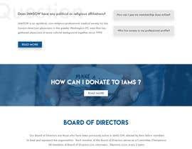 Nro 14 kilpailuun UI designer for creating the design theme and templates for a Website käyttäjältä SwiftTech3