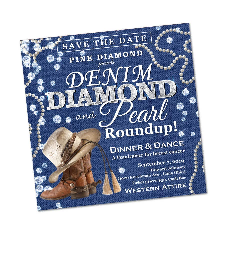 Конкурсная заявка №39 для Pink Diamonds