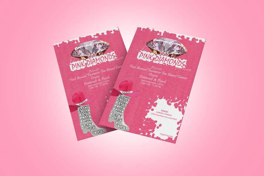 Конкурсная заявка №19 для Pink Diamonds
