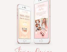 #10 para Diseño de imágenes para marketing de productos cosméticos en Instagram de mariifierrob