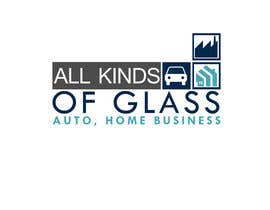 kenko99 tarafından All Kinds of Glass, Logo Design için no 51
