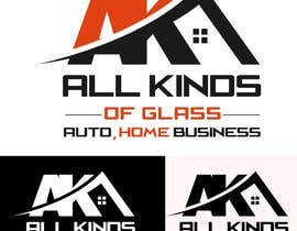 AmazingdESgin tarafından All Kinds of Glass, Logo Design için no 44