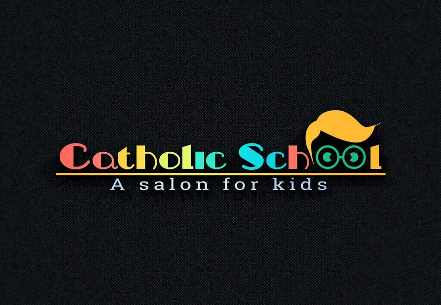 Bài tham dự cuộc thi #12 cho Recreate this Logo for  Catholic School