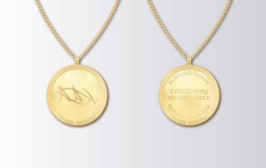Penyertaan Peraduan #9 untuk Graphic Design of custom Jewelry