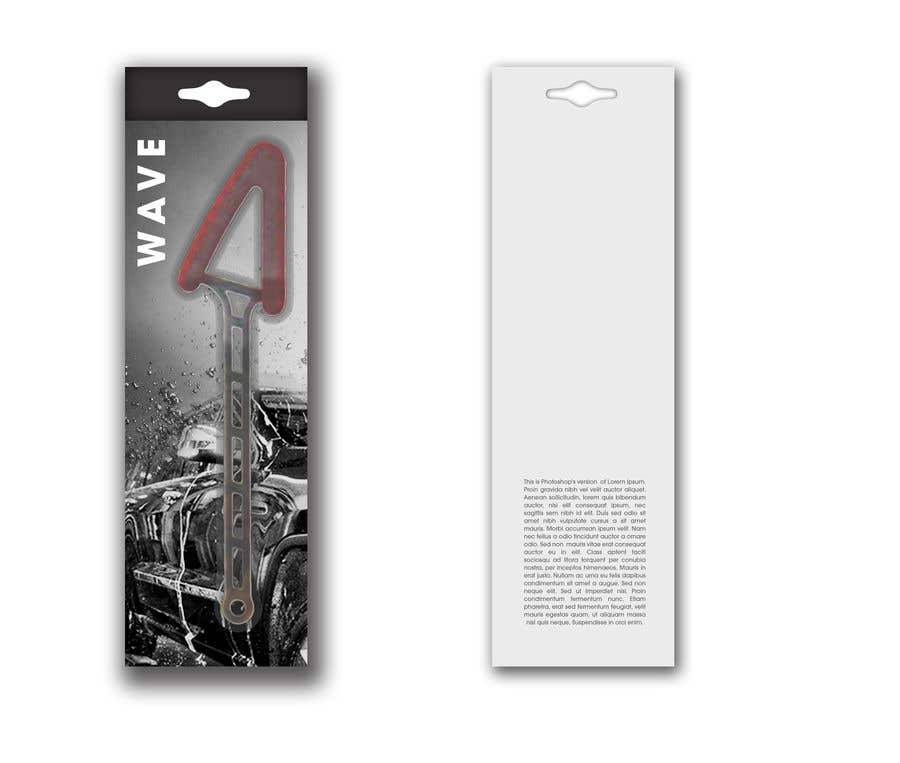 Penyertaan Peraduan #10 untuk hang sell retail design pack