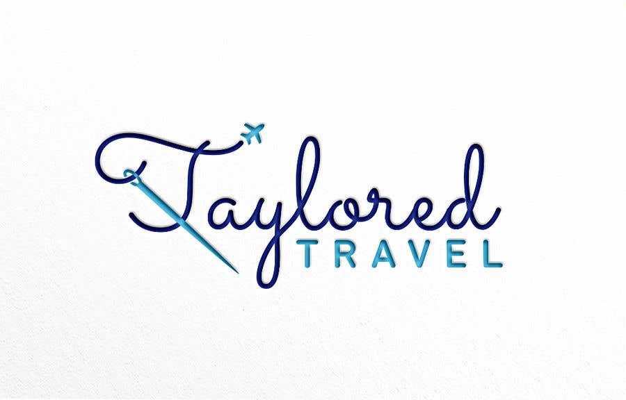 Kilpailutyö #375 kilpailussa Logo design for TayloredTravel.com