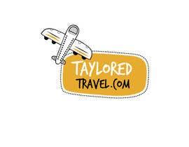 #285 para Logo design for TayloredTravel.com por Codeitsmarts