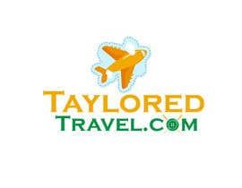 #287 para Logo design for TayloredTravel.com por Codeitsmarts