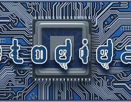 Nro 23 kilpailuun Design Social Banner for Artificial Intelligence Youtube and Twitter käyttäjältä IMulti