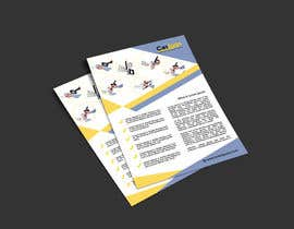 #23 untuk Certags Hydraulic Flyer oleh PIexpert