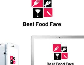 nº 28 pour Logo Design for Best Food Fare par ImArtist