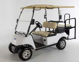 Nro 3 kilpailuun photoshop changes to golf cart käyttäjältä Umarwaseem639