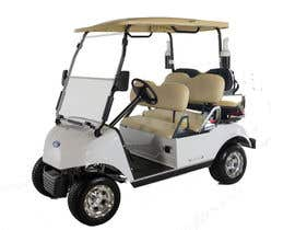 #5 for photoshop changes to golf cart by albakry20014