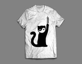 nº 97 pour Design for tee shirt par NazmusSakib1