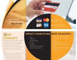 Nro 3 kilpailuun Impact PaySystem Tri Fold Marketing Pamphlet käyttäjältä vidabboy