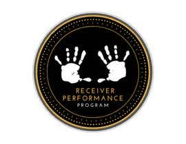 Nro 16 kilpailuun I need a simple logo for my training program. I love the CrossFit vibe of the logo I sent. The hand print should be the main and centred. (Receiver Performance Program) is the name of the training program. käyttäjältä FatinAdani