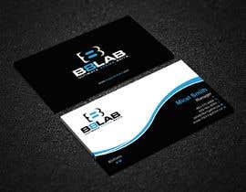 #113 for Business card design af Uttamkumar01