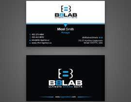 #649 for Business card design af Uttamkumar01