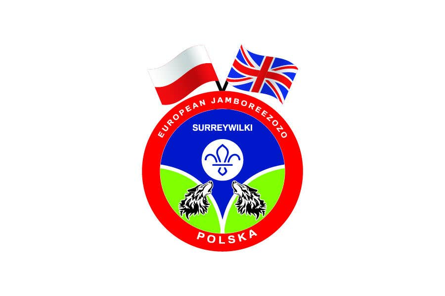Bài tham dự cuộc thi #9 cho Logo design for scout troop