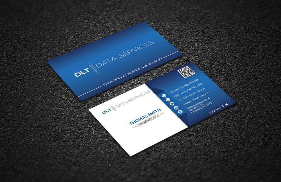 Bài tham dự cuộc thi #587 cho Create business card