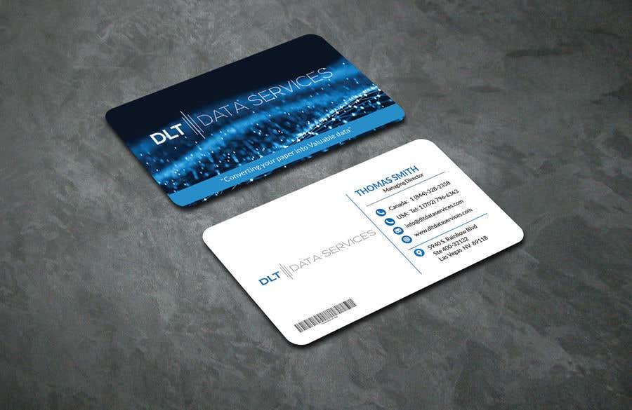 Bài tham dự cuộc thi #590 cho Create business card
