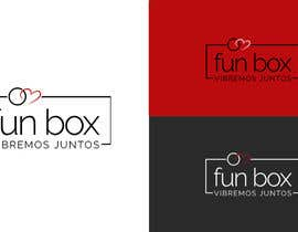 "athinadarrell tarafından Logo Design: Adult Toys Subscription Service ""Fun Box"" için no 4"