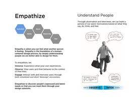 #22 untuk Empathy Field Notes Guide oleh suzonera