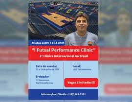 Nro 8 kilpailuun I Futsal Performance Clinic käyttäjältä kazifarhana28