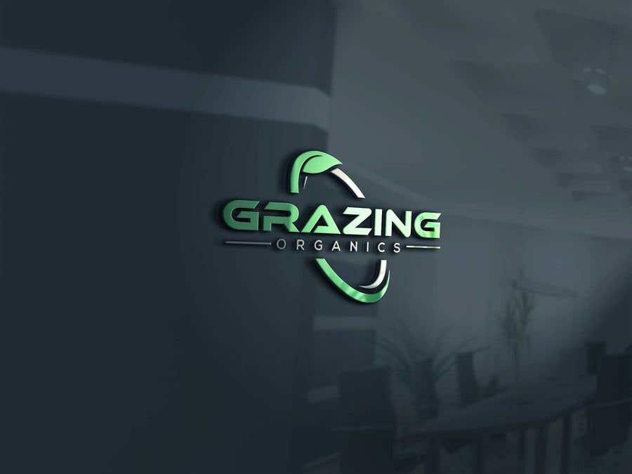 Конкурсная заявка №131 для Grazing Organics