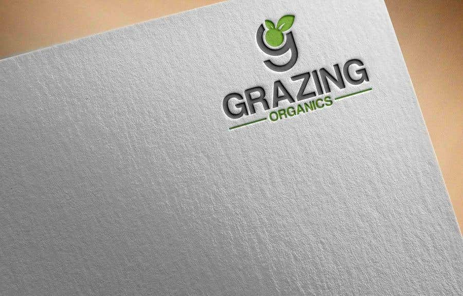 Конкурсная заявка №22 для Grazing Organics
