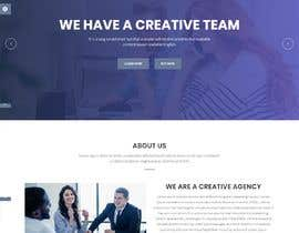 #20 for New home page design - modern layout by mdbelal44241