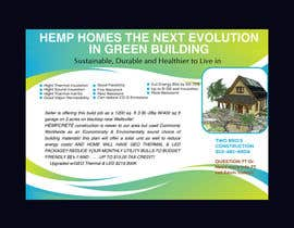 #76 for Professional Flyer - for Hemp House by shirajul2