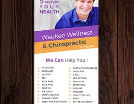 #21 for Waukee Wellness & Chiropractic Banner Project by jeevanmalra