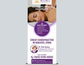 #32 for Waukee Wellness & Chiropractic Banner Project by RomanaMou