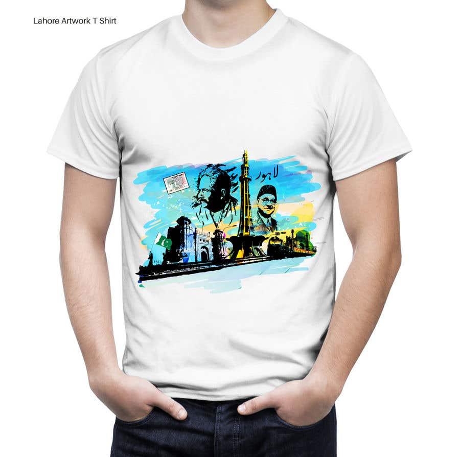 Proposition n°6 du concours Logo t-shirt design vector image