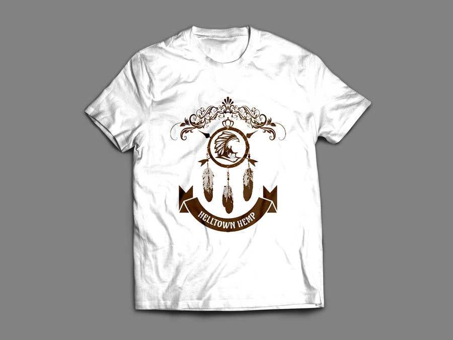 Proposition n°3 du concours Logo t-shirt design vector image