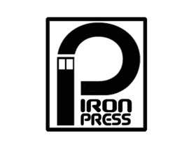 #52 para Logo Design for IronPress de ancellitto