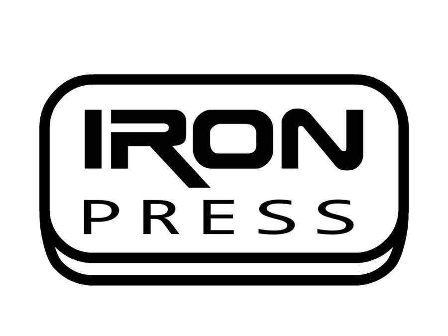 Contest Entry #83 for Logo Design for IronPress