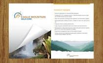 Bài tham dự #13 về Graphic Design cho cuộc thi Brochure Design for company