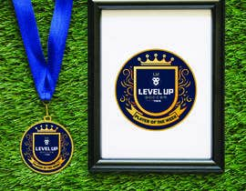 #45 , URGENT Need medal design for player of the week 来自 masudbd1
