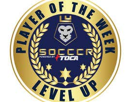 #11 para URGENT Need medal design for player of the week por Romanchisty