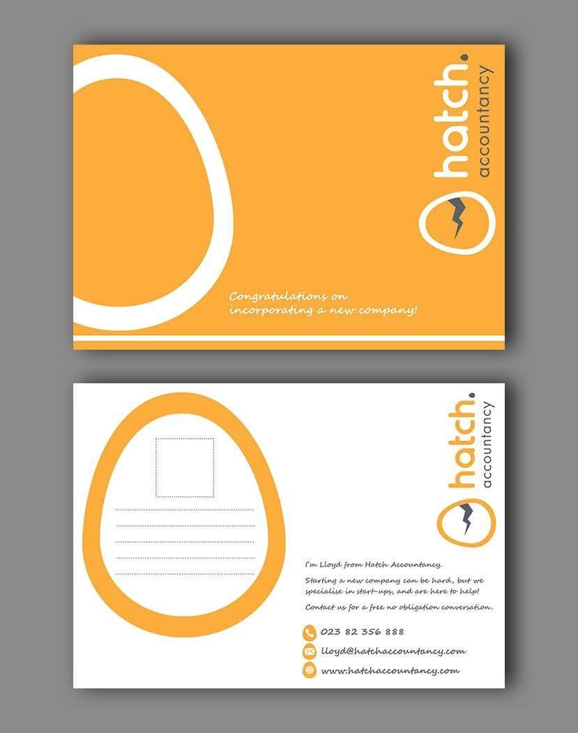 """Intrarea #31 pentru concursul """"Design a postcard for leaflet advertisement"""""""