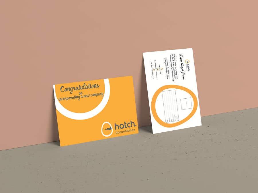 Penyertaan Peraduan #25 untuk Design a postcard for leaflet advertisement