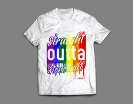 #54 for ATTENTION ARTISTS: Need a cool t shirt designed for a gay pride event by Exer1976