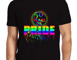 #45 for ATTENTION ARTISTS: Need a cool t shirt designed for a gay pride event by kasupedirisinghe