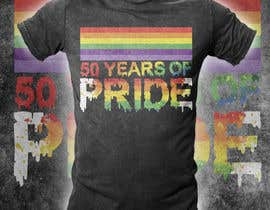#41 for ATTENTION ARTISTS: Need a cool t shirt designed for a gay pride event by MdRobiulHOssin