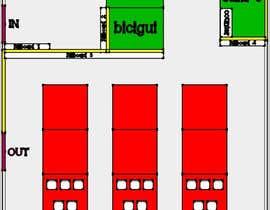nº 3 pour Make a flat illustration 2D, interior design par herumantom