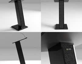 #10 for Make a sleek lectern design for me by naeemjr